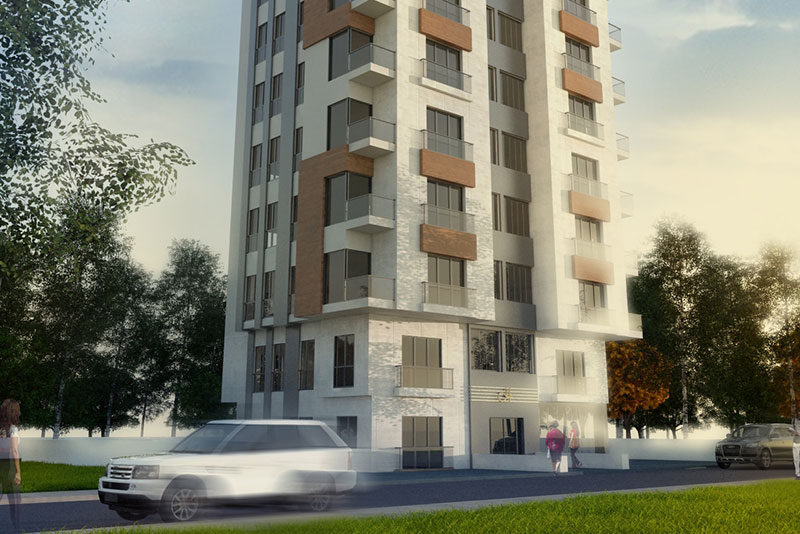 BEDRİ RAHMİ APARTMENT <br> <br>  Residential