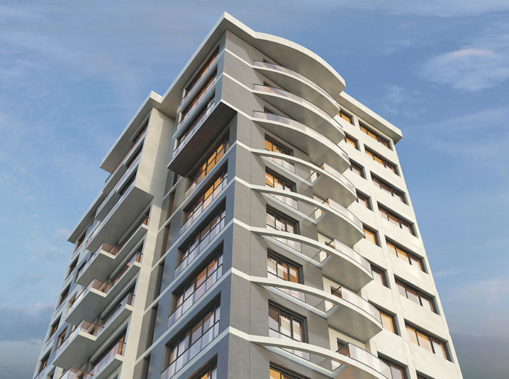 TİRYAKİOĞLU APARTMENT <br> <br>  Residential