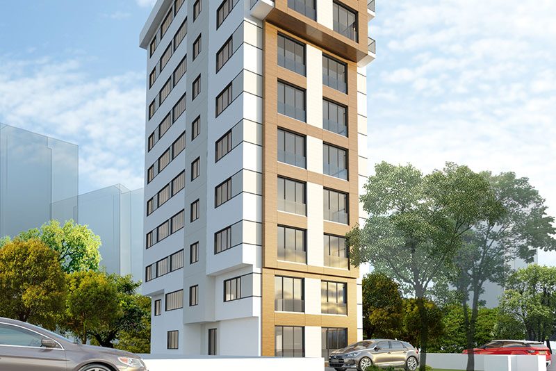 GÜL APARTMENT <br> <br>  Residential