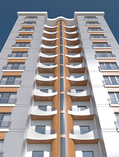 ETHEM EFENDİ APARTMENT <br> <br>  Residential